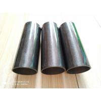 Buy cheap hot sell Filament wind process 56 mm OD 50.8mm ID carbon fiber tube for cylinder from wholesalers