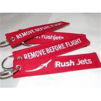 Buy cheap Rush Jet Remove Before Flight Keychain from wholesalers