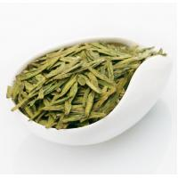Buy cheap Spring Organic Chinese Longjing Tea , West Lake Dragon Well Green Tea, AAA grade from wholesalers