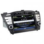 Buy cheap Remote Control Hyundai Sat Nav Car Stereo Autoradio HD Navigation from wholesalers