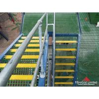 Buy cheap Covered Fiberglass grating from wholesalers