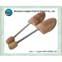 Buy cheap LongWei spring wooden shoe stretcher/cedar shoe tree for European sizes from wholesalers