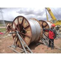 Buy cheap Grounding Cables For Railway System , Earthing Cable With aluminum Sheath product