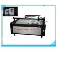 Buy cheap Automatic Crystal Glue Dispensing Machine for Cystal Cover / Frame Making Machine from wholesalers