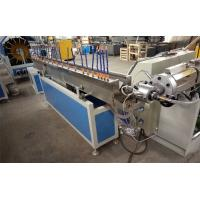 Buy cheap High Output PVC Plastic Pipe Extrusion Line Single Screw Extruders from wholesalers