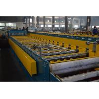 European Standard Metal Roofing Roll Forming Machine for Aluminium Tile