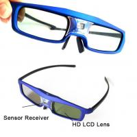 Buy cheap DLP Projector Shutter 3D Glass TV Side by Side 3D Glasses from wholesalers