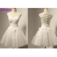 Buy cheap A Line Short Skirt Ladies Cocktail Dresses For Mini Party Homecoming Prom Mixed from wholesalers
