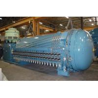Buy cheap ASME Standard Carbon Fiber Autoclave 240KW Heating Power Φ2200mm×6000mm product