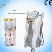 Buy cheap YR-206+ IPL machine with 2 handles  hair removal from wholesalers