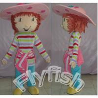 Buy cheap strawberry shortcake costume from wholesalers