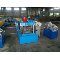 Buy cheap High Performance C Purlins Roll Forming Machine Automatic Measureing from wholesalers