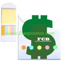 Buy cheap $/Financial Pocket Sticky Note Memo Book from wholesalers