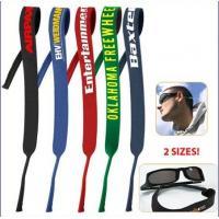 Buy cheap colorful customer printing simple sunglasses neoprene sports eyeglasses holder strap from wholesalers
