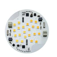 Buy cheap 94V0 LED Light PCB Board Assembly For Plant Grow Light RoHS ISO Certificated from wholesalers