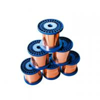 Buy cheap Bare Flat Copper Conductor For FFC from wholesalers