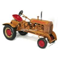 Buy cheap Antique Model Tractor (1940 Orange Minneapolis-Moline Model V Tractor) from wholesalers