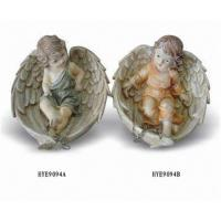 Buy cheap Polyresin Angel Figurine from wholesalers