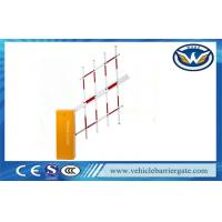 Buy cheap Automatic Open Close barrier arm gate , High security barriers and gates With RFID Tag from wholesalers