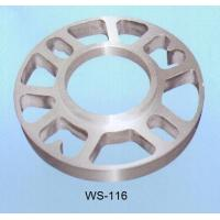 Buy cheap 10mm / 15mm / 20mm / 25mm Wheel Hub Centric Spacers Aluminum Alloy WS-116 from wholesalers