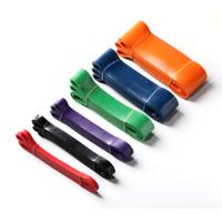 Buy cheap Pull Up Assist Loop Resistance Bands Latex Material For Strength Training product