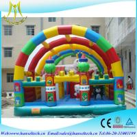 Buy cheap Hansel giant buy used inflatables playground for commercial for children from wholesalers