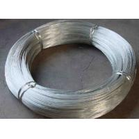 Buy cheap ISO9001 Certification Galvanized Iron Wire BWG18 BWG20 BWG22 0.7mm - 4.0mm Wire from wholesalers