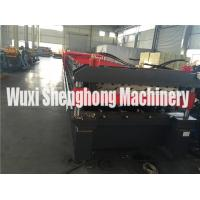 Buy cheap H Type Steel Body Frame Glazed Tile Roll Forming Machine For Making Re-Cycle from wholesalers