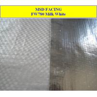 Buy cheap Top Quality radiant barrier Aluminum Foil Woven Fabric from wholesalers
