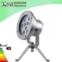 Buy cheap IP68 Underwater 18W LED Waterproof Lights 24VDC, LED Fountain Lights from wholesalers