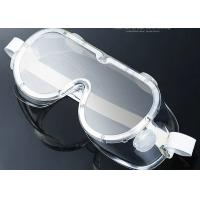 Buy cheap Transparent Fog Proof Safety Goggles from wholesalers
