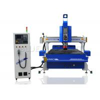 Buy cheap Linear Motion ATC CNC Router Door Making Machine 12Kw Power Consumption from wholesalers
