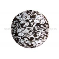 Customized Patterned Printing Accordion Paper Lanterns Round For Home Decoration