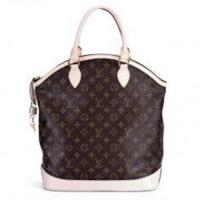 Buy cheap Canvas LV Monogram Handbags Lockit Vertical with Oxidizing Leather Handle M40103 from wholesalers