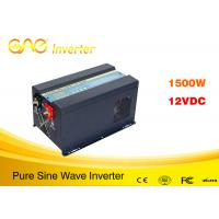 Buy cheap Dc to ac 110v 220v 3000w pure wave inverter for generator off grid solar system from wholesalers