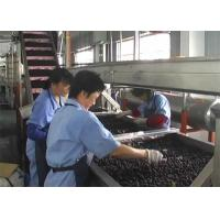 Buy cheap Turn Key Project Bottle Hot Filling Fruit Processing Line 1000L / H from wholesalers
