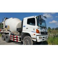 Buy cheap Used hino concrete mixer truck 8 CBM from wholesalers