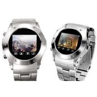Buy cheap Tri-band S. Steel Watch Mobile Phone from wholesalers