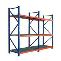 Buy cheap Robot Welding Q235 Warehouse Rack Display Shelf ISO9001 from wholesalers