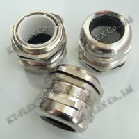 Buy cheap SS304 PG thread cable gland for cable protection from wholesalers