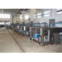 Buy cheap PLC Touch Screen Screen Printing Press , Screen Printing Equipment 700mm Pile Height from wholesalers
