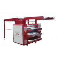 Buy cheap 220V / 380V Double Sided Rotary Lanyard Heat Press Machines For Elastic Tape from wholesalers