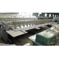 Buy cheap Multi Functional Commercial Embroidery Machine For Sale Used 18 Head from wholesalers
