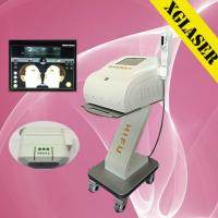 Buy cheap Real High intensity focused ultrasound hifu lifting,Different depths of 1.5mm,3.0mm,4.5mm product
