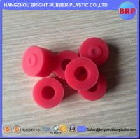 Buy cheap Supplier Customized Red High Quality Shock Absorb Silicone Rubber Molded Parts from wholesalers