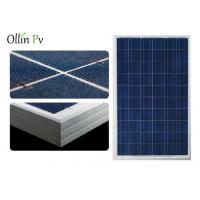 Buy cheap Blue 255 Watt Polycrystalline Solar Panel Charging Heating Swimming Pools Power Pumps from wholesalers