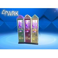 Buy cheap 100w Gift Claw Crane Game Machine Coin Operated for Indoor Supermarket from wholesalers