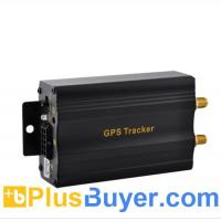 Buy cheap Quad-band GPS Tracker for Fleet Management and Vehicle Protection (Data Logger, SMS Control) from wholesalers