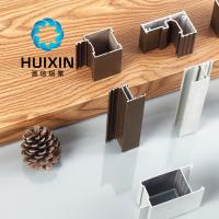 Buy cheap aluminium extrusion profile manufacture gold anodized aluminum profile for building from wholesalers