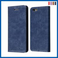 Buy cheap Stand Up Cell Phone Leather Cases Magnetic Closure For Iphone 6s Plus from wholesalers